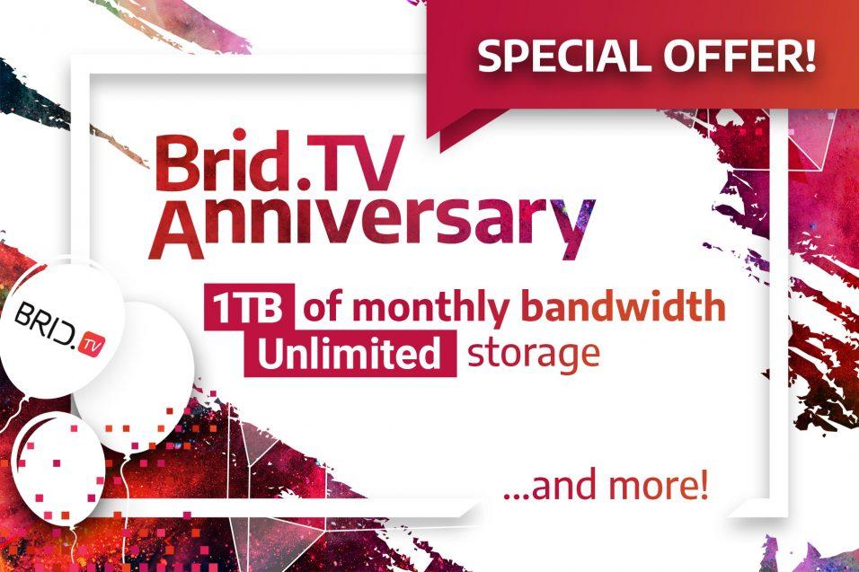 bridtv anniversary