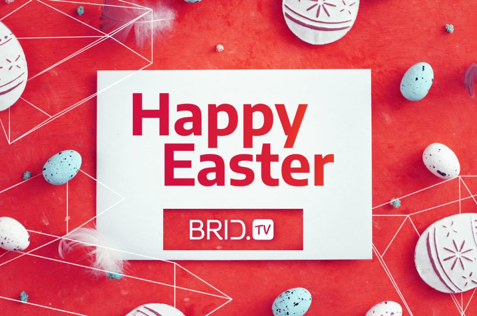 Happy Easter BridTV