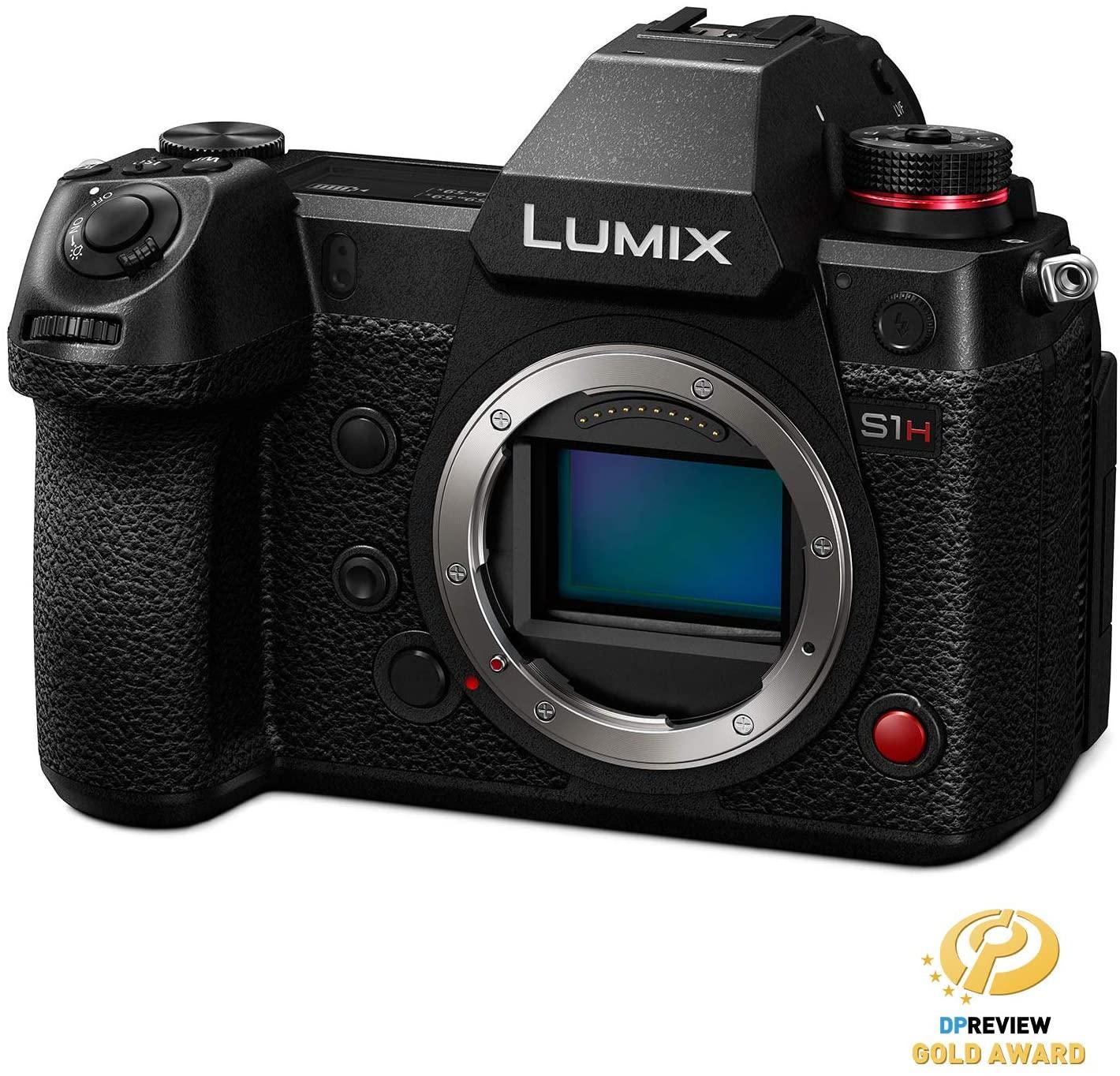professional video setup camera