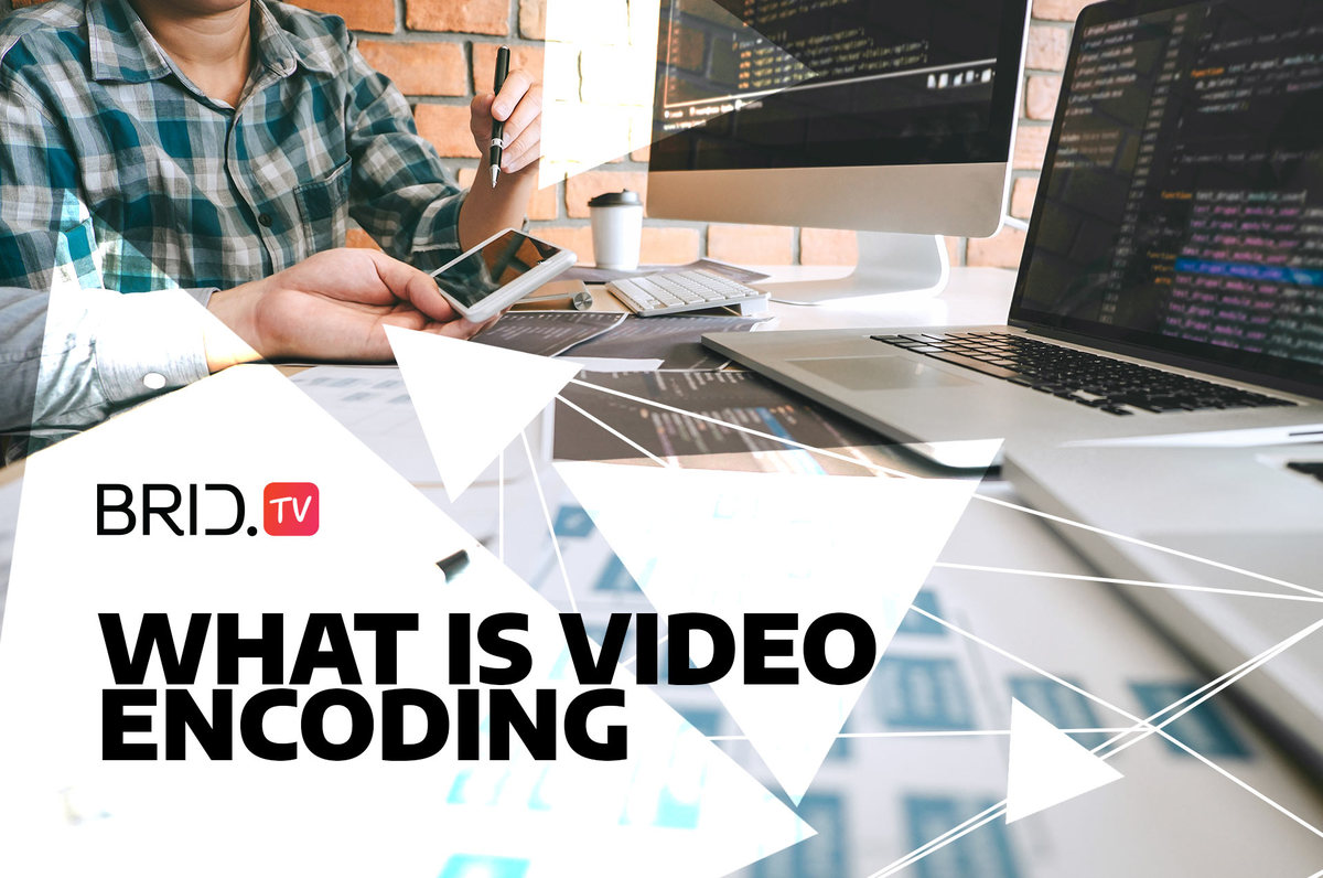what is video encoding