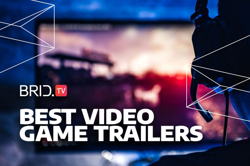 best video game trailers