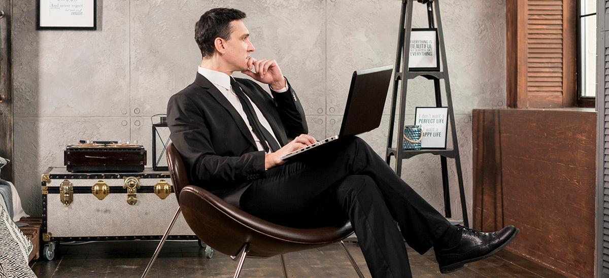 business remote work
