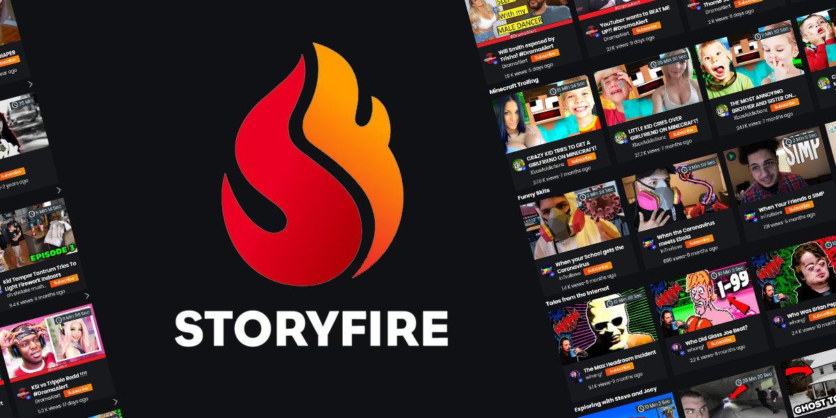 storyfire logo