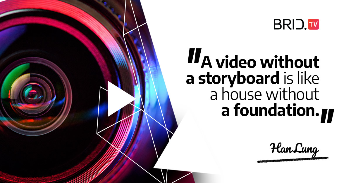 video marketing quote - han lung