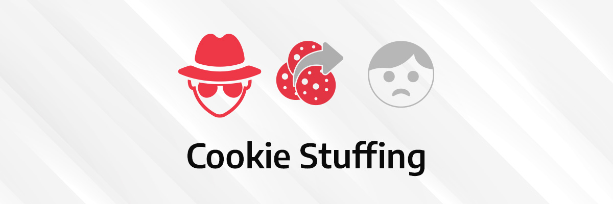 visual illustration of cookie stuffing