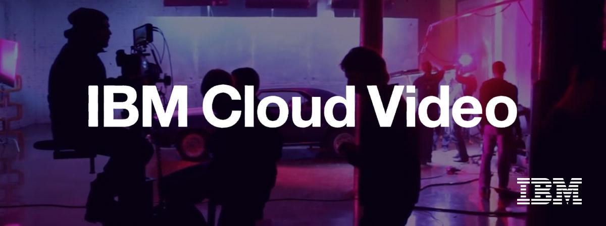 ibm cloud video logo