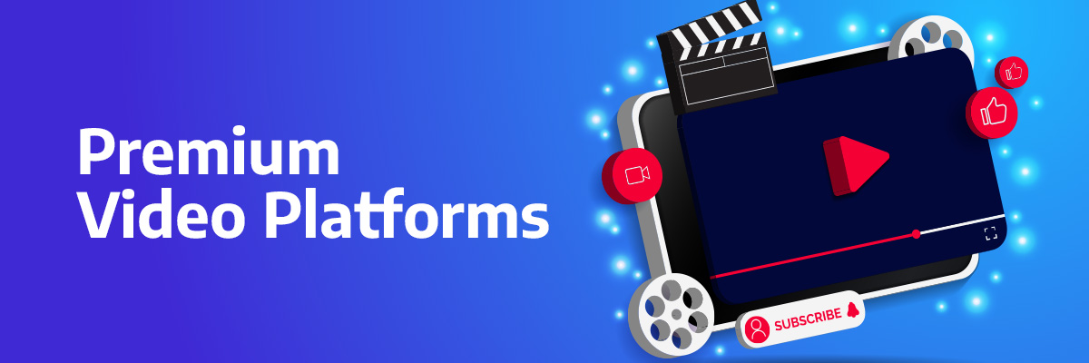 premium video platforms