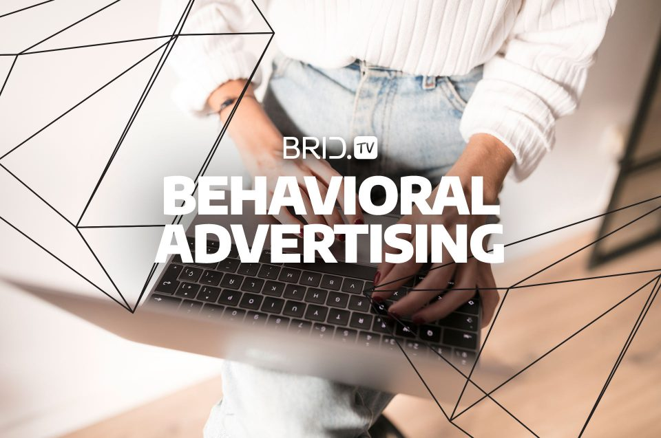 behavioral advertising