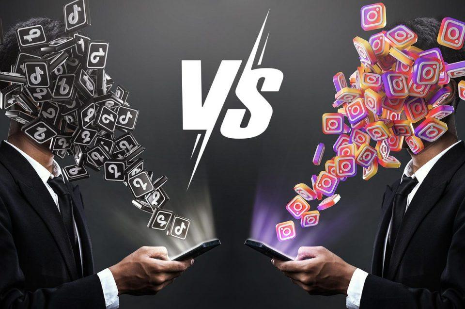 TikTok vs. Instagram