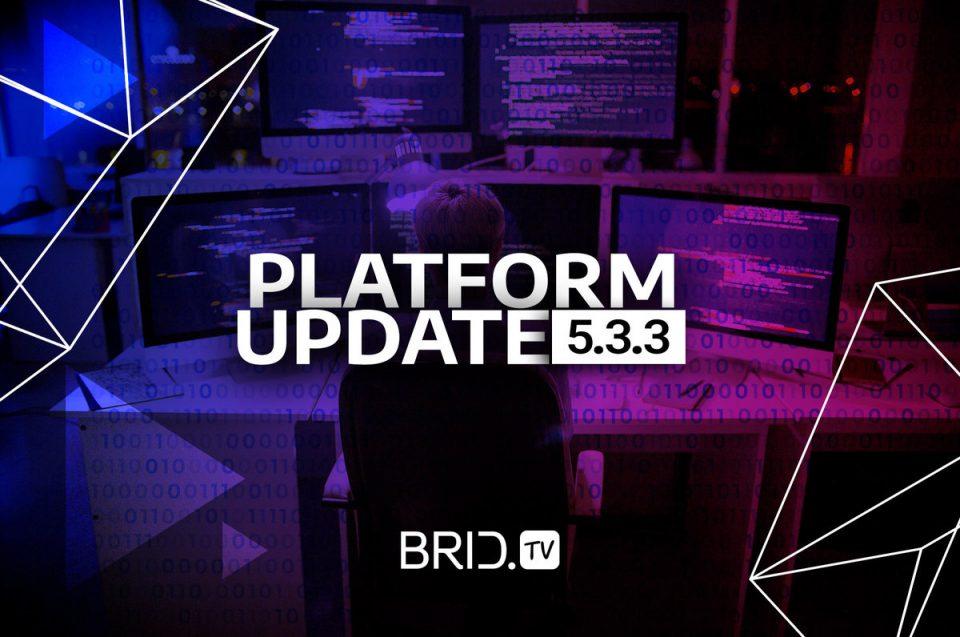 Platform Update