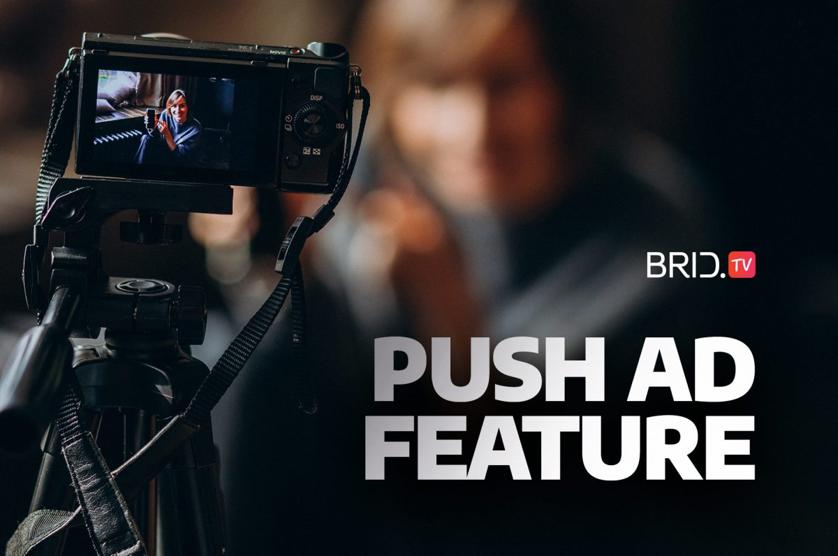 Push Ad feature