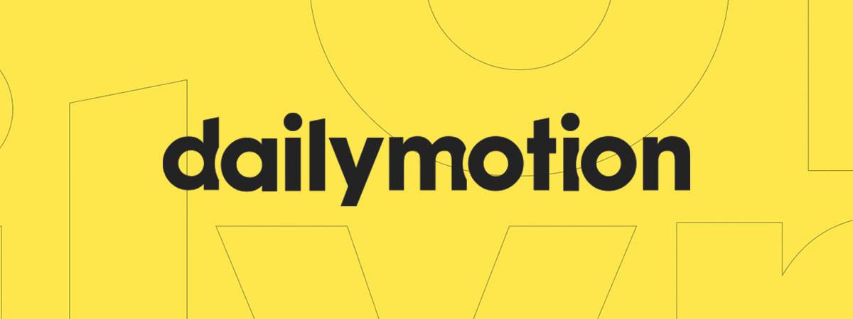dailymotion video-sharing platform logo