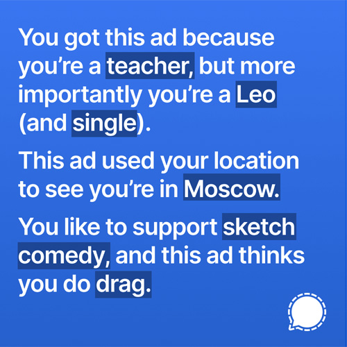 controversial signal ad example 3