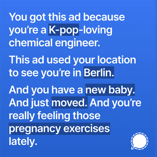 controversial signal ad example 5
