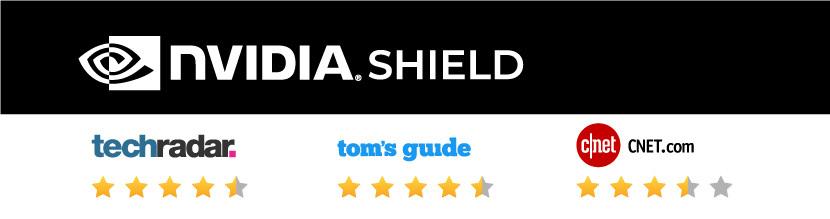 NVIDIA Shield TV review scores