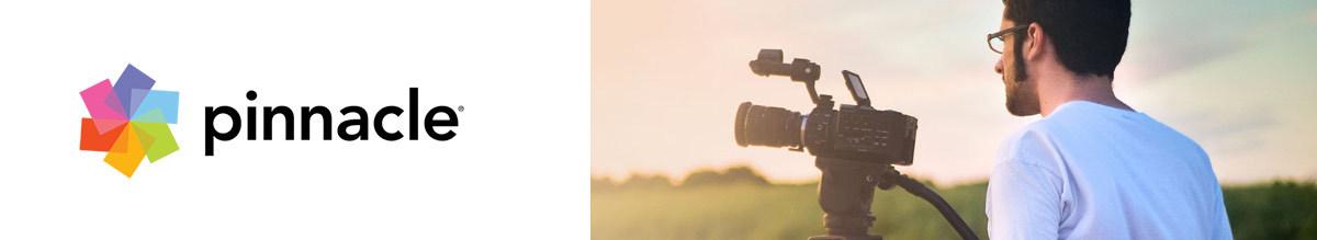 pinnacle video editor logo